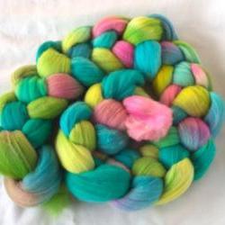 Spanish Merino Wool Top Roving 3.0oz