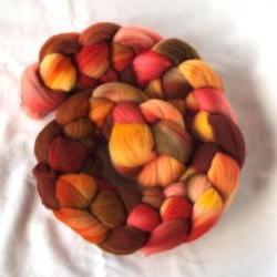 Spanish Merino Wool Top Roving 3.1oz